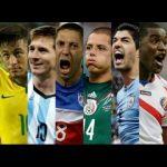 Copa América Centenário, nos EUA!!