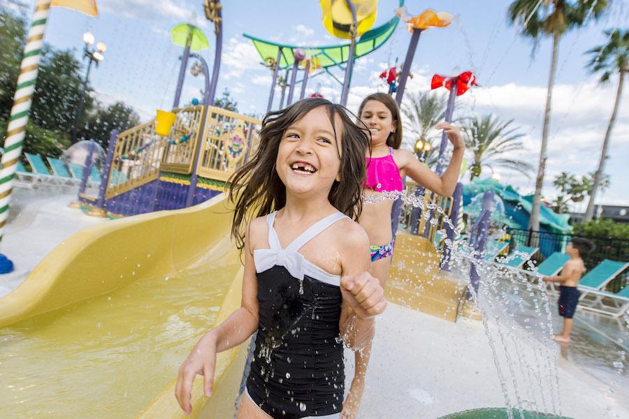 Novo parque aquático disneys Port Orleans