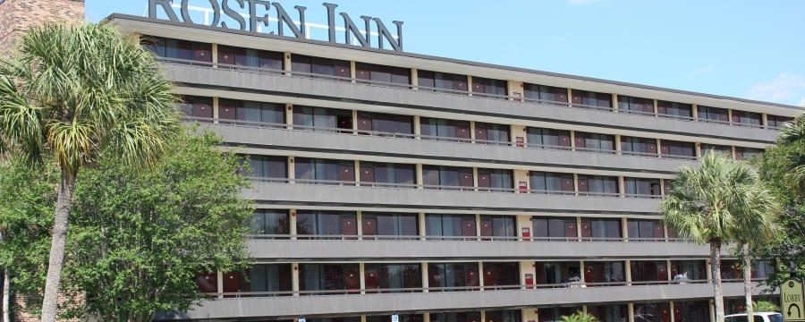 Onde se hospedar em Orlando? Rosen Inn