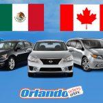 Aluguel de Carros no Canadá e México!