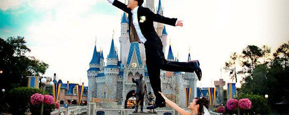 Casar no castelo da Cinderela?