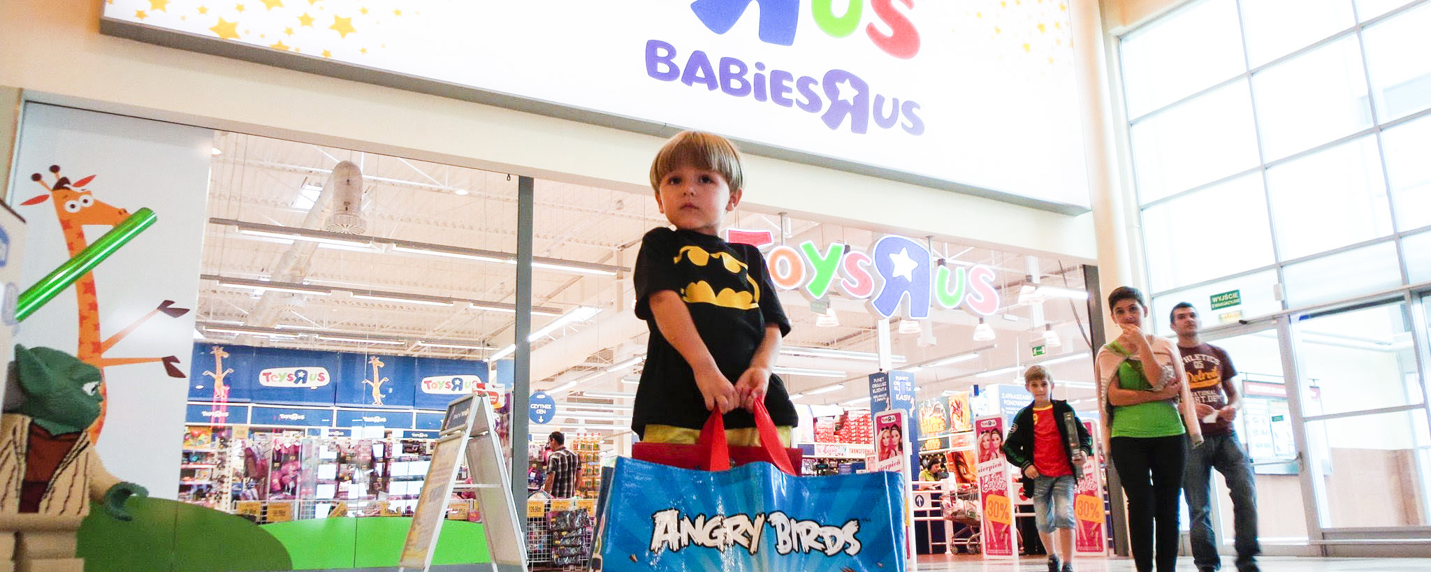 Brinquedos e enxoval em Orlando