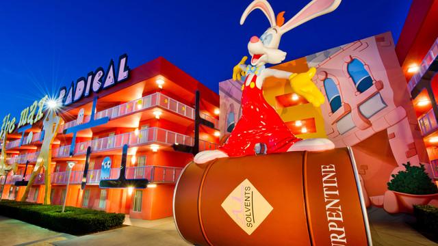 Hotéis Econômicos Disney 2