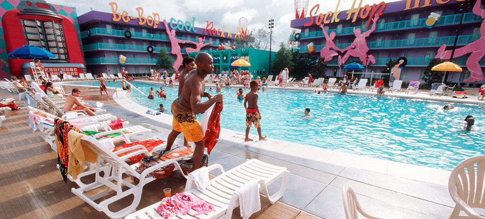 Hotéis Econômicos Disney 4