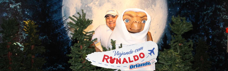 Viajando com Ronaldo - Orlando