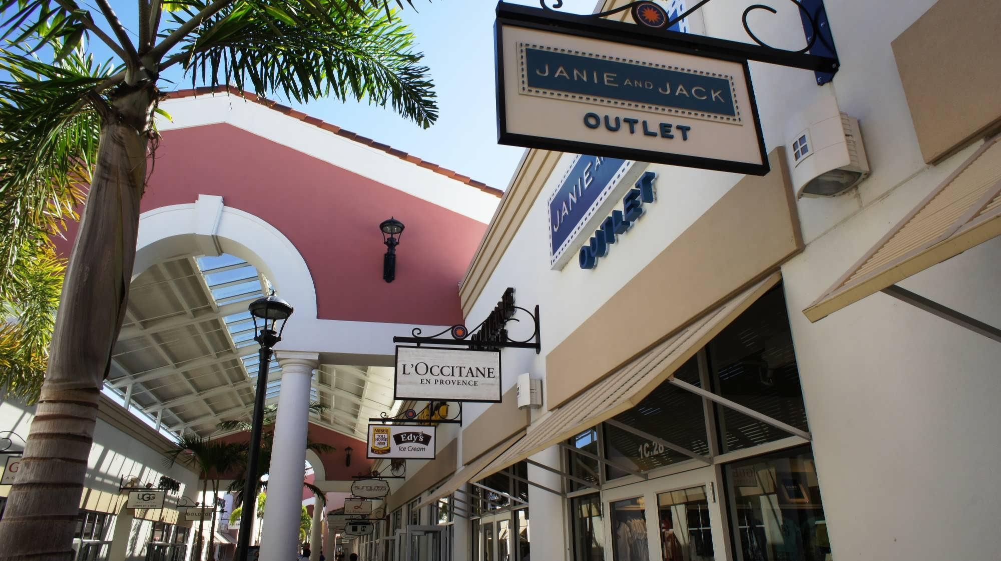 roupa barata em Orlando