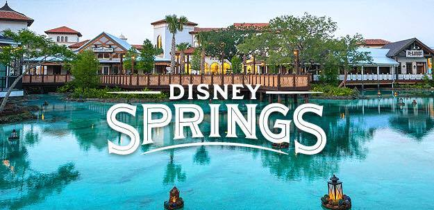 ônibus Disney Springs