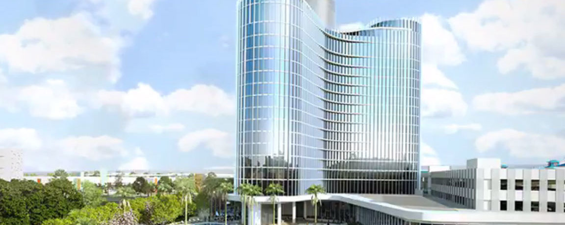 Aventura, novo hotel da Universal Studios