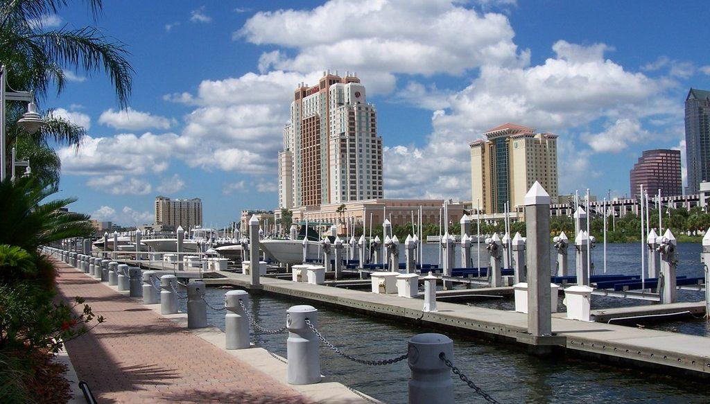 Tampa além do Busch Gardens