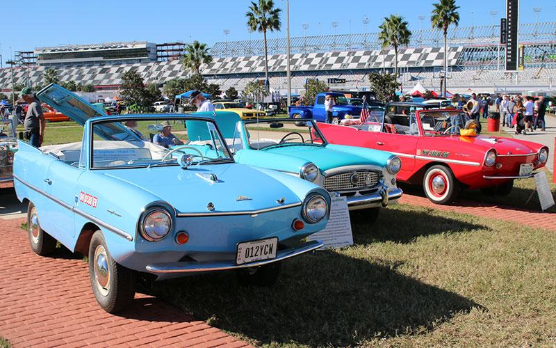 calendário de eventos Daytona Beach 2017
