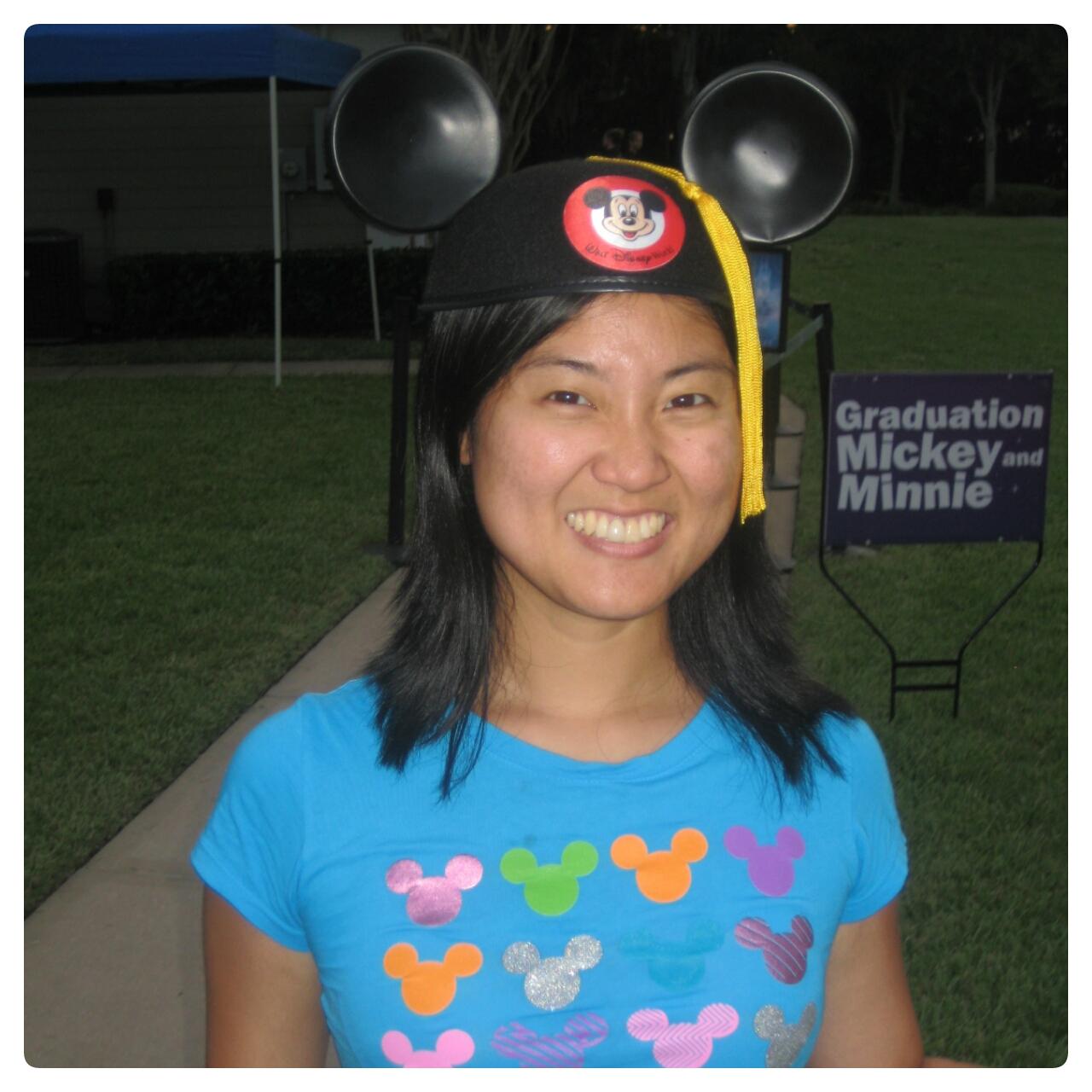 Trabalhando na Disney