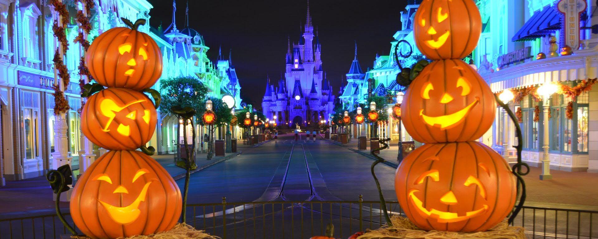 Festa de Halloween em Magic Kingdom