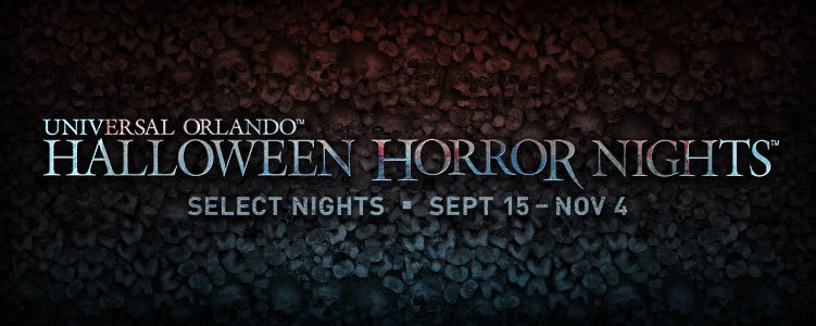 Halloween Horror Nights no Parque Universal Studios
