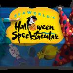 Festa de Halloween no parque SeaWorld