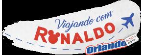 Viajando com Ronaldo