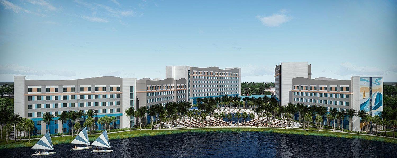 A Universal anunciou dois novos hotéis por um valor imbatível que serão inaugurados em 2019