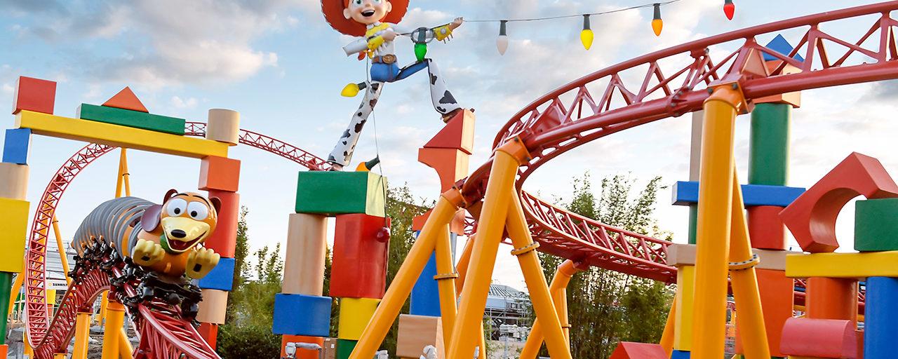 Toy Story Land será inaugurada no dia 30 de junho de 2018