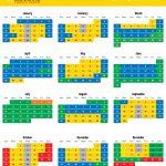 Calendário Legoland