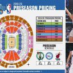Jogos de pré-temporada da NBA