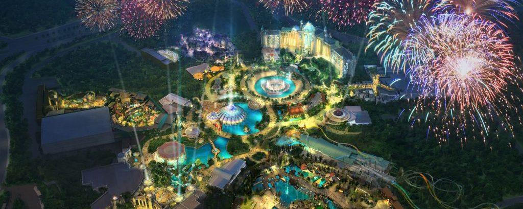 Universal's Epic Universe será o novo parque temático do Universal Orlando Resort