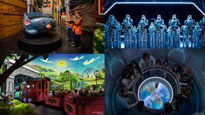 20 razões para visitar Walt Disney World em 2020