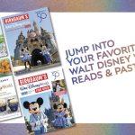 Disney Books celebra o 50º aniversário do Walt Disney World Resort