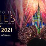 Os shows de fogos retornam em julho ao Walt Disney World