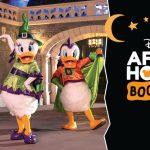 Mais informações e datas do evento Disney After Hours Boo Bash