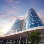 Universal's Aventura Hotel volta a receber hóspedes no Universal Orlando Resort