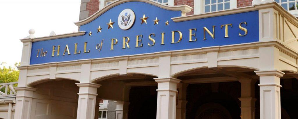 The Hall of Presidents irá reabrir em agosto e com Joe Biden
