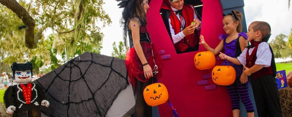 Retornam esse ano os eventos Brick or Treat e Holidays at Legoland